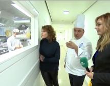 Разходка в кулинарната академия Le Cordon Bleu в Лондон