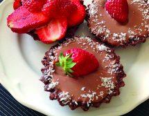 Шоколадови тарталети