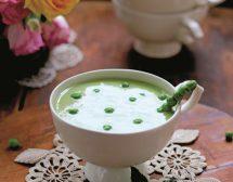 Ментова супа с грах