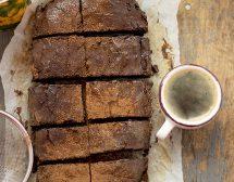 Габриела, красотата на храната и брауни без брашно и захар