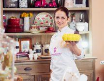 Катерина, която превърна кулинарното си хоби в професия