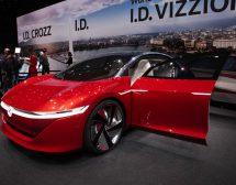 Volkswagen представя автомобил с изкуствен интелект