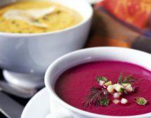 Вкусни крем-супи от цял свят