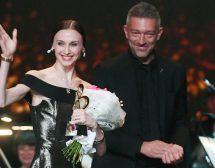 Венсан Касел връчи награда BraVo на Светлана Захарова