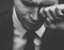 Защо Адам не признава, че плаче