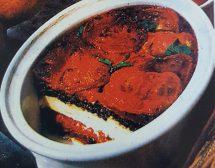 Тенджера с домати и пилешко
