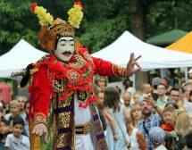 Азиатски фестивал в Борисовата градина