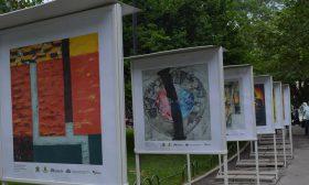 За Буквите – Кирилицата в съвременното българско изкуство