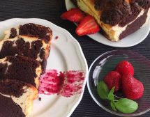 Шоколадов кекс с рикота