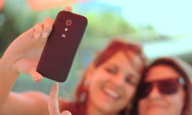 По selfie-то посрещат