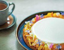 Торта с кокос