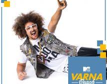 Световни диджеи на MTV купон на плажа във Варна