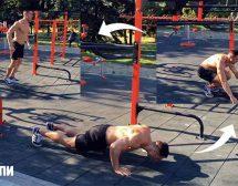 Стегнато тяло само с 3-минутна интензивна тренировка