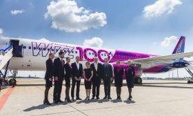 Wizz Air празнува 100-ния си самолет