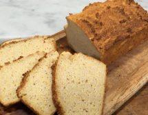 Лесен безглутенов хляб
