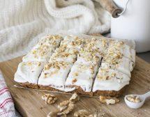 Сладкиш с орехова глазура от Пенка Чолчева