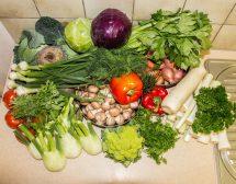 Съветите на баба за зеленчуците
