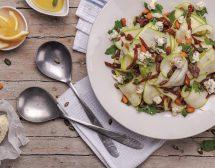Средиземноморска салата от тиквички