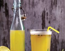 Домашна лимонада от суроватка