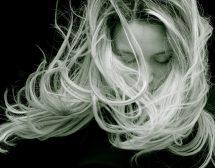 """""""Косата ти е здрачният воал на късна вечер, твоята коса…"""""""