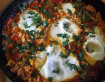 Шакшука – яйца по арабски