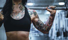 Трябва ли дамите да вдигат по-големи тежести?