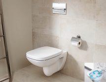 По-комфортна, хигиенична и икономична баня с Debba Rimless от Roca