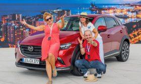 2018 Mazda CX-3: Атмосфера на комфорт и уют