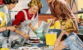 Ретро хитринки в кухнята