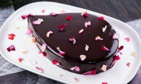 Шоколадова мус торта