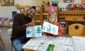 Благотворителната коледна кампания за специални деца
