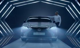 Изкуствен интелект създаде реклама за Lexus