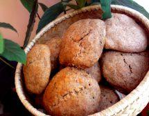 Пълнозърнести хлебчета с риган и зехтин