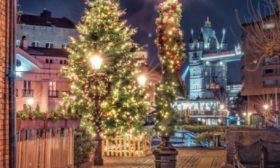 В обектива: Уловете ярките градски светлини тази Коледа
