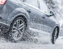 Съвети за шофиране през зимата