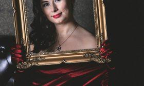 Наталия Кобилкина в очакване на най-голямата си любов