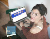 В прегръдката на интернетния романс