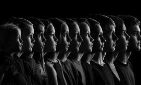 Майка снима 11-те си деца в един удивителен портрет