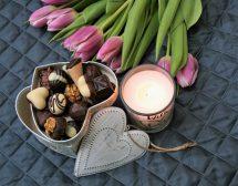 5 прилики между храната и любовта
