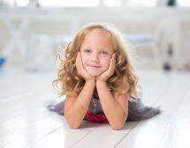 Петгодишното дете