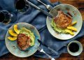 Свински пържоли със сладко-кисел сос