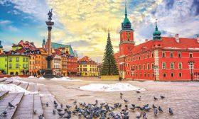 Преобразената Варшава