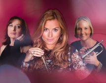 Дамски концерт във филхармонията