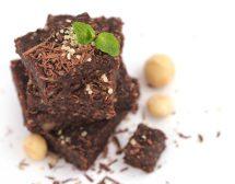 Сурово какаово брауни