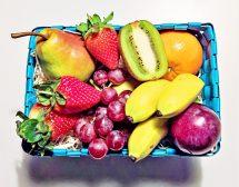 Дебелее ли се от плодовете?