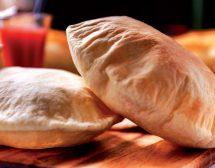 Гръцка пита хляб