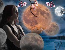 Как Луната влияе на тялото ни