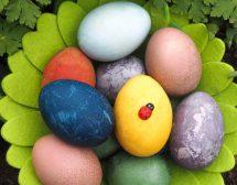 Как да боядисваме великденски яйца с натурални бои?