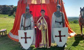 Средновековен фестивал в Мезек