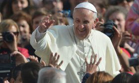 Филмът на Вим Вендерс за папата със специална прожекция